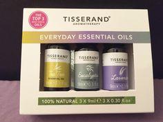 Tisserand Everyday Essential Oils Kit