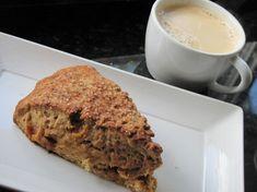 Maple Walnut Scones Low Fat - Low Sugar Recipe - Breakfast.Genius Kitchensparklesparkle