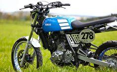 DR650 by Dmark Ideenschmiede | Inazuma café racer