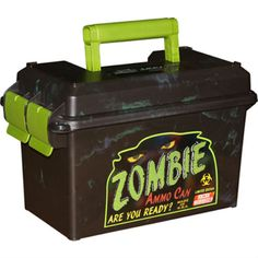 Zombie ammo box.