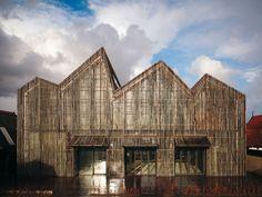 Erweiterung Maritimes Museum Texel Mecanoo