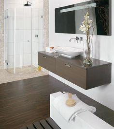 Glazen douchecabine | badkamer inspiratie | vidre glastoepassingen