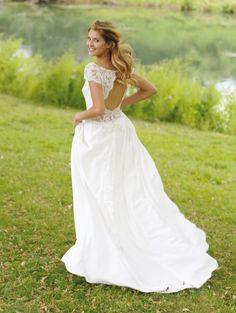 tendance robes de mariee 2015 MARIE LAPORTE
