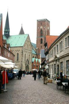 Stadterkundung in #Dänemark.