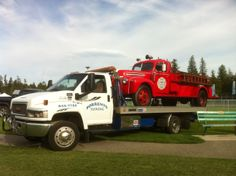 Sorrento Towing - What is commercial towing - Shuswap Towing.  Commercial towing is basically towing anything considered commercial use by insurance which we are certified to do.  You do need special commercial certification to do commercial towing.  FMI go to www.sorrentotowing.ca