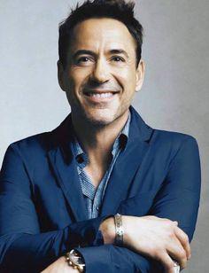 Robert in Moda Magazine- Spain
