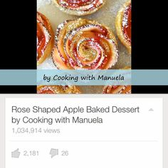 Cooking with Manuela