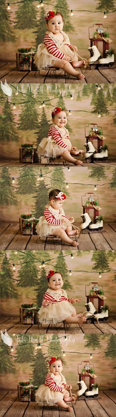 Julie Newell Photography » Gracie Myers | Chicago Holiday Photographer