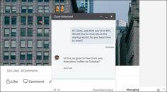 #linkedin potencia su servicio de mensajería con nuevas funciones