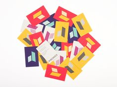 Pirongs visual identity and business cards designed by MyttonWilliams.