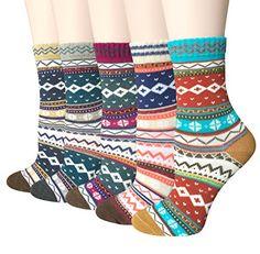 Loritta Women's 5 Pairs Vintage Style Winter Knitting War... https://www.amazon.com/dp/B01N48LNEH/ref=cm_sw_r_pi_awdb_x_1n2wybZZENHRX