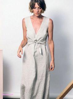 Keten Yazlik Elbise Resimleri  http://www.ntvstil.com/keten-yazlik-elbise-resimleri/ Ntv Stil