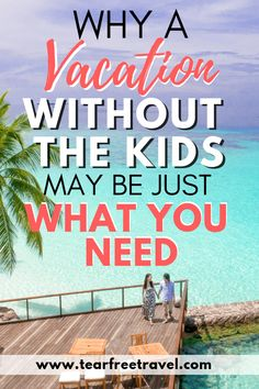 Why a vacation without the kids may be just what you need Best Places To Vacation, Family Vacation Destinations, Vacation Ideas, Europe Travel Guide, Travel Tips, Travel Hacks, Travel With Kids, Family Travel, Free Vacations
