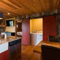 Lodge 130 is the newest addition to Zion Mountain Ranch's private lodges Zion Mountain Ranch, Side Wall, Lodges, Bunk Beds, Interior, Projects, Explore, Furniture, Home Decor