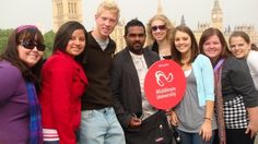 From September-December 2009 I participated in an exchange program through USF. I took 3 courses at Middlesex University in London, England. Here the international students are visiting the Parliament buildings.