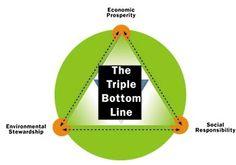 Triple Bottom Line or Three Pillars Triple Bottom Line, Energy Projects, No Response, Investing