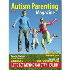 """Happy Summer! Autism Parenting Magazine Issue 33 - Let's Get Moving and Stay Healthy  Get a FREE issue of Autism Parenting Magazine Just follow us on Instagram: @AutismParentingMagazine Turn on """"Post Notifications"""" so you don't miss out on the contents we're sharing. Link on our profile"""