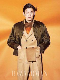 Keem Won Joong // Keem Won Jung // Kim Won Joong // Keemwj // Korea Models // 87mm // Model King // BAZAARMAN