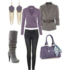 When skies are gray..., created by disneydiva7 on Polyvore
