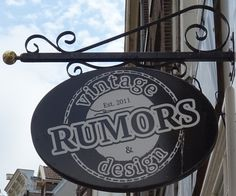 Amsterdam - Haarlemmerstraat 99 - Rumors Vintage & Design