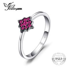 Fashion Flowers Created Ruby Rings 100% Real 925 Sterling-Silver-Jewelry For WomenExtraBeautiful.co.zaFashion Flowers Created Ruby Rings 100% Real 925 Sterling-Silver-Jewelry For Women  Price: 10.49 & FREE Shipping  #fashion|#accessories|#plussize|#extrabeautiful