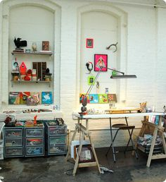 another great studio space