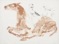 Dame Elisabeth Frink, 'Man and Horse I' 1971