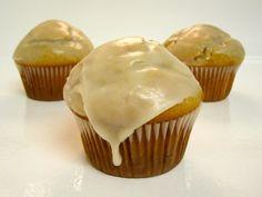 , Glazed Donut Muffins