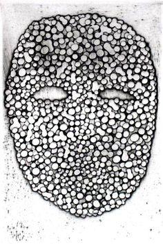100 Faces by Tomiyuki Sakuta: Juxtapoz-TokiyumiSakuta019.jpg