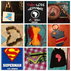 in addition to some great tupperware, jewelry, handbags, & housewares....there are some really awesome Africa/Congo/Adoption themed items in our auction (: https://www.facebook.com/media/set/?set=oa.607915435945093&type=1