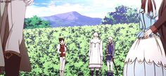 Akagami no Shirayuki-hime - Snow White with the Red Hair - Raji, Izana, and Zen - Haha Raji!