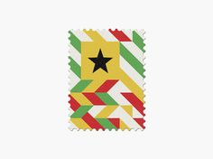 world cup stamps - Ghana