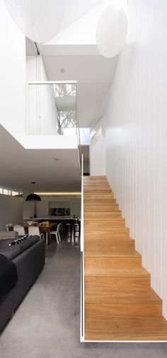 Cosgriff House by Christopher Polly Architect I Like Architecture