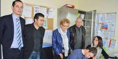 Jeudi midi, a eu lieu un moment émouvant aux cuisines centrales du SIVOM du haut-Médoc, dirigées par Wilfried Rafi. Âgé de 34 ans, Thomas Méchain a signé son premier CDI avec la...