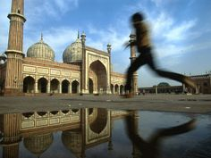 Delhi, India - one of the many places I want to travel to