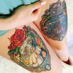 Blog Love Disney | Top 50 des plus beaux tatouages disney