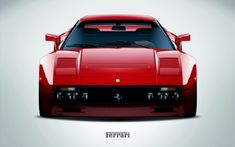 Ferrari 288 GTO '84