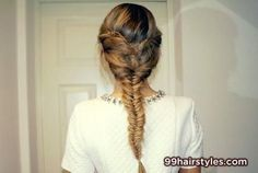 braided hairstyle - 99 Hairstyles Ideas