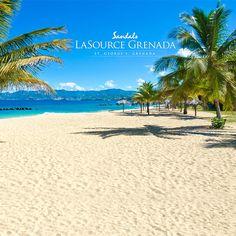 Sandals LaSource in Grenada.  Heaven on Earth.