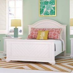 Discover the best coastal bedroom furniture sets, which includes matching coastal beds, beach dressers, coastal headboards, beach nightstands, and more. Bedroom Furniture Sets, Bedroom Themes, Bed Furniture, Coastal Furniture, Bedroom Sets, Furniture Ideas, Bedding Sets, Bedroom Decor, Furniture Websites