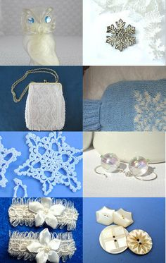 More Snow on the Way! by Linda Williams on Etsy--Pinned with TreasuryPin.com