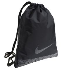 51fbc05cc9 Nike Vapor Gym Sack 2.0 Lightweight Bag Soccer Yoga Fitness Black NWT  BA5544-010
