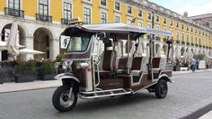 Explore Portugal's historic capital with ease on this 3-hour tuk tuk tour of Lisbon. Enjoy a handy pickup at your centrally located Lisbon hotel, then jump into your tuk tuk and spin through the city streets with your guide. With centuries of history around every corner, traveling by Tuk Tuk is a great way to …