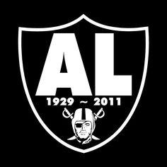 Al Davis 1929 - 2011  Love ya coach!