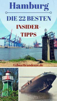 Hamburg ist großartig! Besonders deutlich wird dies, wenn du die Stadt abseits der üblichen Touristenpfade erkundest. Und damit du dabei die richtigen Orte ansteuerst, beschreibe ich dir hier die 22 genialsten Hamburg Insider Tipps.