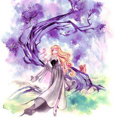 105 - Aurora - Sleeping Beauty by Scarlett-Aimpyh