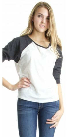 RVCA Label Ziggy Top in Black - Urban Laundry (urbanlaundry.com)