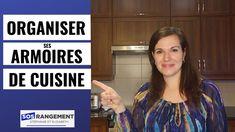 Organiser ses armoires de cuisine Organiser, Kitchen Armoire, Wardrobes, Organization