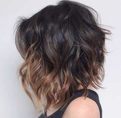 11.Highlighted-Short-Hair » New Medium Hairstyles