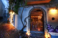 #medieval #ibiza has been turned into galleries, restaurants, and small boutique hotels. from #treyratcliff at http://www.StuckInCustoms.com - all images Creative Commons Noncommercial